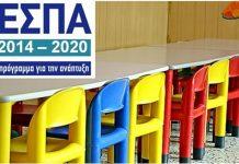 Εγγραφές στους παιδικούς σταθμούς
