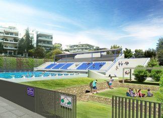 Δημοτικό Κολυμβητήριο Αγίας Παρασκευής