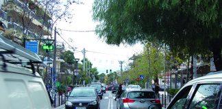 Την ελεγχόμενη στάθμευσηστον κεντρικό δρόμο της Αγίου Ιωάννου επανέφερε στην ατζέντα των πολιτικών συζητήσεων ο πρόεδρος της ΕΝΕΒΑΠ