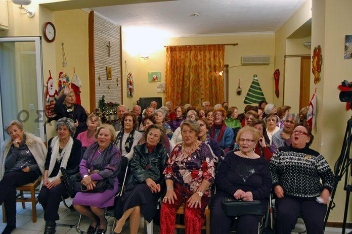 Δίμηνο πρόγραμμα εκδηλώσεων για το ΚΑΠΗ σχεδίασαν οι υπηρεσίες του Δήμου Αγίας Παρασκευής για τους συμπολίτες της «τρίτης ηλικίας», που θα ζήλευαν όλες οι ηλικίες.