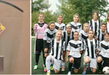 Το βραβείο FAIR PLAY - ευ αγωνίζεσθαι - απονεμήθηκε στη γυναικεία ομάδα ποδοσφαίρου της Αγίας Παρασκευής