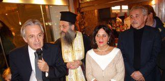 Βασίλης Γιαννακόπουλος: «Θα είμαστε παρόντες στις επόμενες δημοτικές εκλογές».