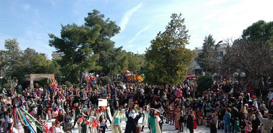 Καρναβάλι στην Αγία Παρασκευή