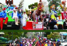Καλώς ήρθες και πάλι τρελό καρναβάλι στην Αγία Παρασκευή !