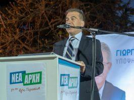 Μάκης Χάρχαρος: Διαχωρίζω τη θέση μου από τον Γιώργο Οικονόμου.