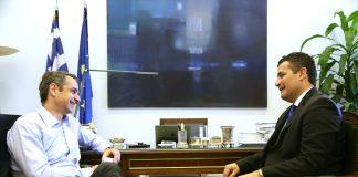 Σωτήρης Ησαΐας: Δεν θα είμαι υποψήφιος βουλευτής της Νέας Δημοκρατίας